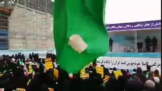 آغاز مراسم راهپیمایی روز بصیرت