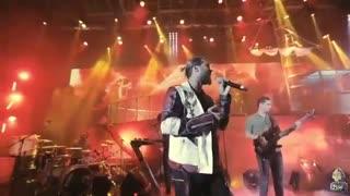 MACAN Band - Khoda - Live In Concert ( ماکان بند - اجرای زنده ی آهنگ خدا )