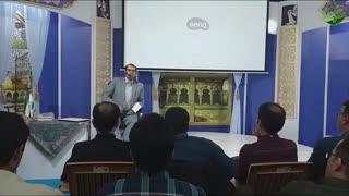 استاد خاتمی نژاد -دربهای مسجد را ب روی مردم نبندیم
