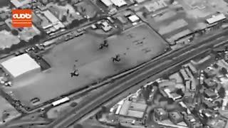 فرود بالگردهای حامل ۱۰۰ نظامی آمریکایی در سفارت واشنگتن در بغداد