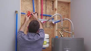 تعویض-منبع-انبساط-نحوه-نصب-شیر-تخلیه-حرارتی-در-منبع-انبساط