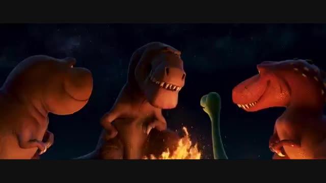 دایناسور خوب The Good Dinosaur 2015 دانلود انیمیشن