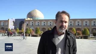 مرمت گنبد مسجد شیخ لطفالله، غیراصولی انجام شده است؟