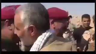 رفیقان رفته اند منزل به منزل Qasem Soleimani
