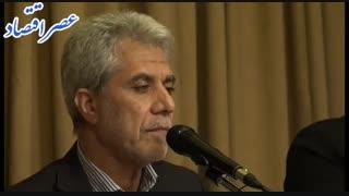 سخنرانی حسن یونس سینکی در مراسم ترحیم سیف الله یزدانی مدیر مسئول روزنامه عصر اقتصاد