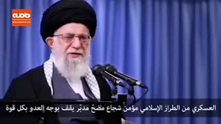 واکنش سپهبد سلیمانی به شعار مالک اشتر علی مردم در بیت رهبری