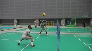 دومین روز حضور تیم ملی والیبال ایران در جیانگمن، از دریچه دوربین فدراسیون