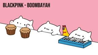 boombayah blackpink version cat