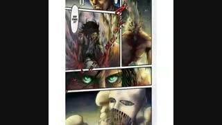 MMV مانگا اتک آن تایتان (attack on titan manga)