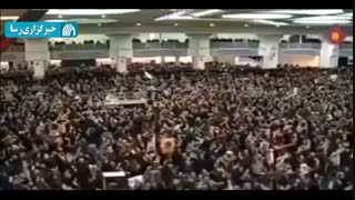 رجزخوانی محمود کریمی برای آمریکاییها به زبان انگلیسی