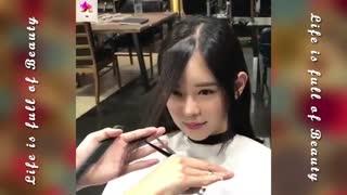 انواع مدل مو های کره ای